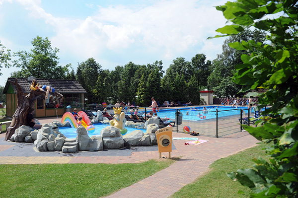 Camping mit Schwimmbad Holland